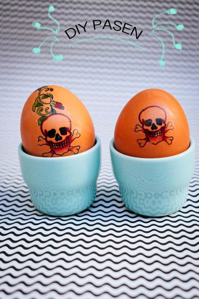 Stoere eitjes