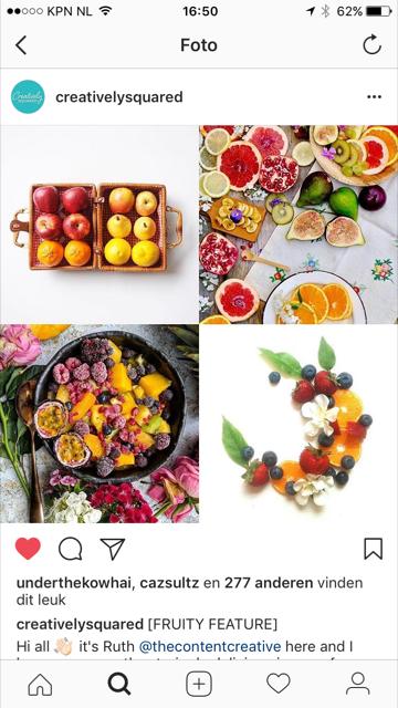 wedstrijd food foto