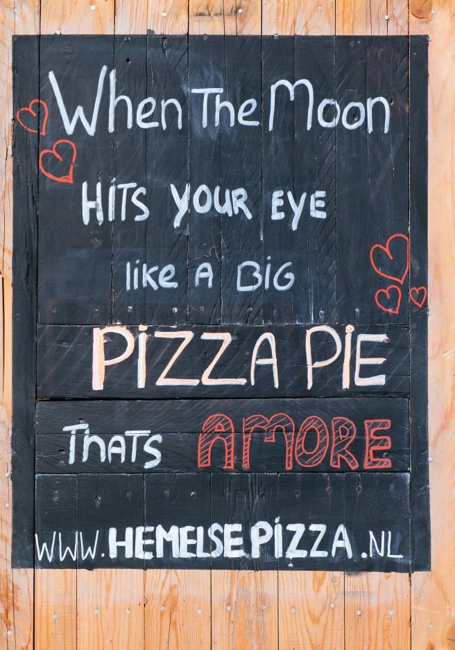 pizza bakker